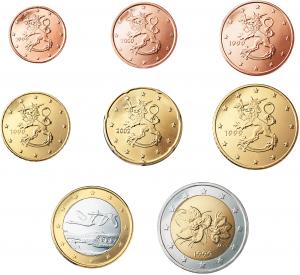 Euros finlandeses