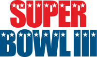 Super Bowl III logo.svg