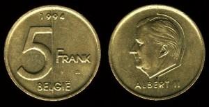 5 fr.
