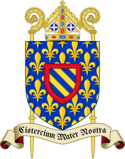 Arms of Ordo cisterciensis.svg