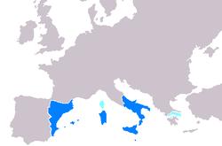 Ubicación de Aragón